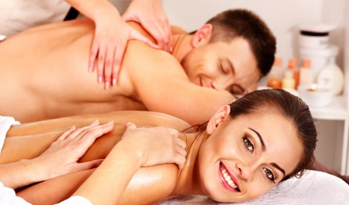 Aromaöl-Massage in Hannover