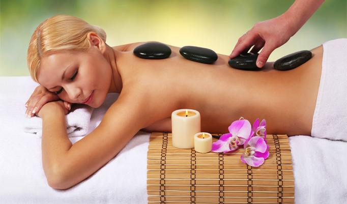 Hot Stone Massage in Braunschweig