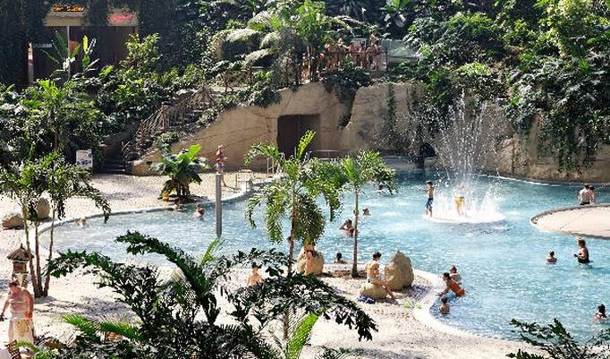 Tropical Islands Resort Berlin